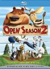 Open Season 2 [Blu-Ray] [Region Free] - (Blu-ray)