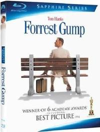 Forrest Gump (Blu-ray) - Cover
