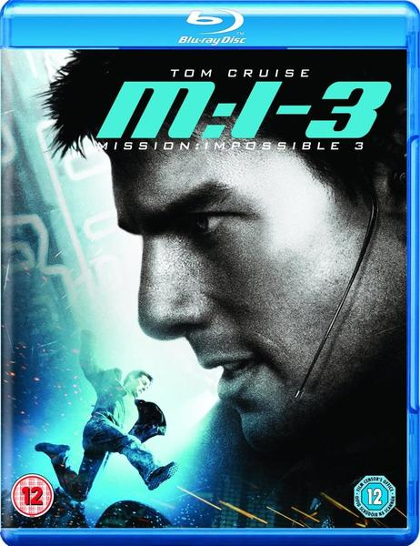 Mission Impossible 3 Blu Ray