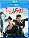 Hansel & Gretel - The Witch Hunters (3D Blu-ray)