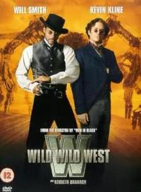 Wild Wild West (DVD) - Cover