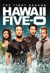 Hawaii Five-O - Season 1 (DVD) Cover