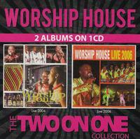Worship house 2 on 1 live 2004 live 2006 cd music for House music 2004