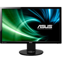 ASUS - VG248QE 24 inch 144Hz nVidia 3D Full HD LED Gaming Computer Monitor