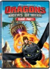 Dragons: Riders of Berk Volume 2 Disc 1 (DVD) Cover