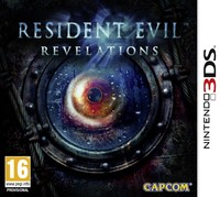 Resident Evil: Revelations (3DS) - Cover