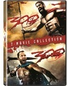 300/ 300: Rise of an Empire Boxset (DVD) Cover