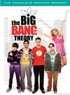 Big Bang Theory - Season 2 (DVD) Cover
