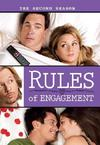 Rules Of Engagement - Season 2 (DVD) Cover