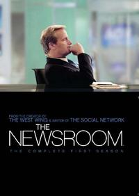The Newsroom - Season 1 (DVD) - Cover