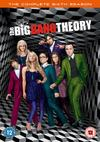 Big Bang Theory - Season 6 (DVD) Cover