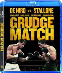 Grudge Match (Blu-ray) - Cover