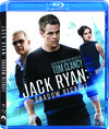 Jack Ryan: Shadow Recruit (Blu-ray) Cover