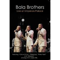 Bala Brothers - Live At Emperors Palace (DVD) (DVD)