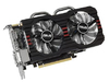 ASUS AMD Radeon R7 260X-DC2 Overclocked - 1024MB DDR5 Graphics Card