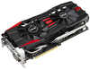 ASUS nVidia GeForce GTX 780 Ti DirectCU II Overclocked - 3072MB DDR5 Graphics Card