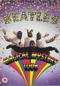 Beatles - Magical Mystery Tour (DVD) - Cover