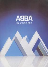 ABBA - ABBA In Concert (DVD) - Cover