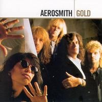 Aerosmith - Gold (CD) - Cover
