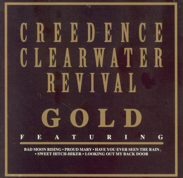 Creedence Clearwater Revival Gold Cd Music Online Raru