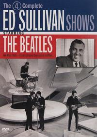 Beatles - Ed Sullivan Shows (DVD) - Cover