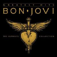 Bon Jovi - Greatest Hits - The Ultimate Collection (DVD) - Cover