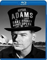 Bryan Adams - Live At Sydney Opera House (Blu-ray) - Cover