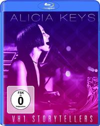 Alicia Keys - VH1 Storytellers (Blu-ray) - Cover