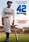 42 - The Jackie Robinson Story (DVD)