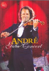 Andre Rieu - Gala Concert (DVD) - Cover