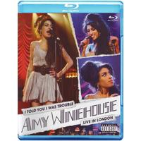Amy Winehouse - I Told You I Was Trouble - Live In London (Blu-ray)