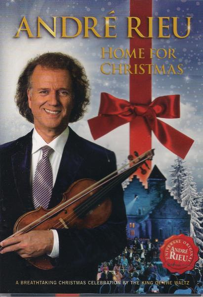 Home By Christmas.Andre Rieu Home For Christmas Cd