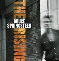 Bruce Springsteen - Rising (CD) - Cover