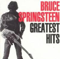 Bruce Springsteen - Greatest Hits (CD) - Cover