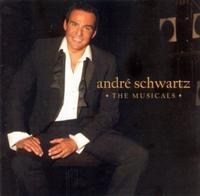 Andre Schwartz - The Musicals (CD) - Cover
