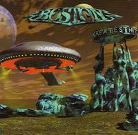Boston - Greatest Hits (CD) - Cover