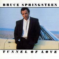 Bruce Springsteen - Tunnel of Love (CD) - Cover