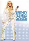 Britney Spears - Live From Las Vegas (DVD) Cover