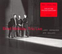Brad Mehldau - Live (CD) - Cover