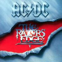 AC/DC - The Razors Edge (Vinyl) - Cover