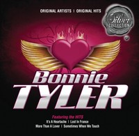 Bonnie Tyler - Silver Collection (CD) - Cover