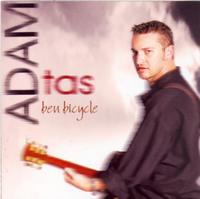 Adam Tas - Ben Bicycle (CD) - Cover
