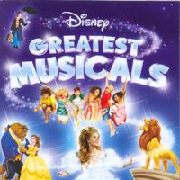Various Artists - Disney's Greatest Musicals (CD) - Cover