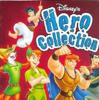 Various Artists - Disney's Hero Collection (CD) - Cover