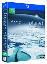 Frozen Planet: The Complete Series (Blu-ray) - Cover