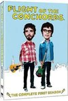 Flight Of The Conchords - Season 1 (DVD) Cover