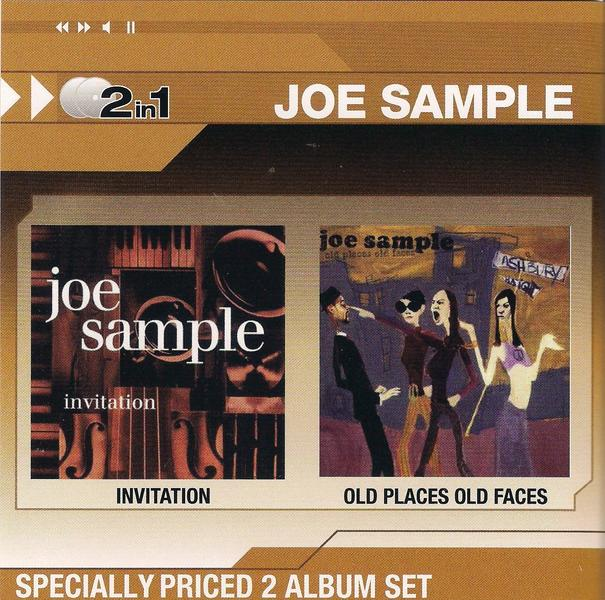 Joe sample old faces old placesinvitation 2 on 1 cd raru joe sample old faces old placesinvitation 2 on 1 cd stopboris Image collections