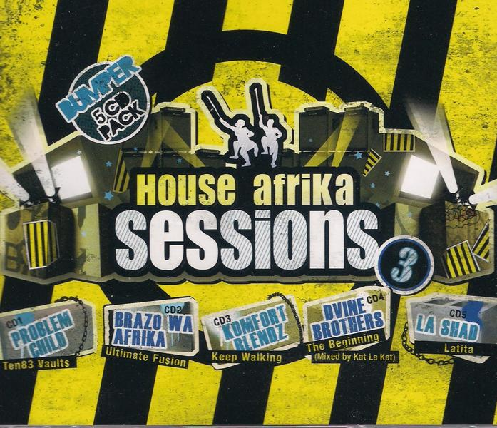 House Africa - House Afrika Sessions 3 (CD)