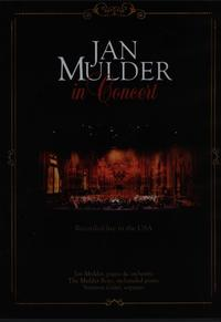 Jan Mulder - In Concert (DVD) - Cover