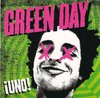 Green Day - Uno (CD) Cover